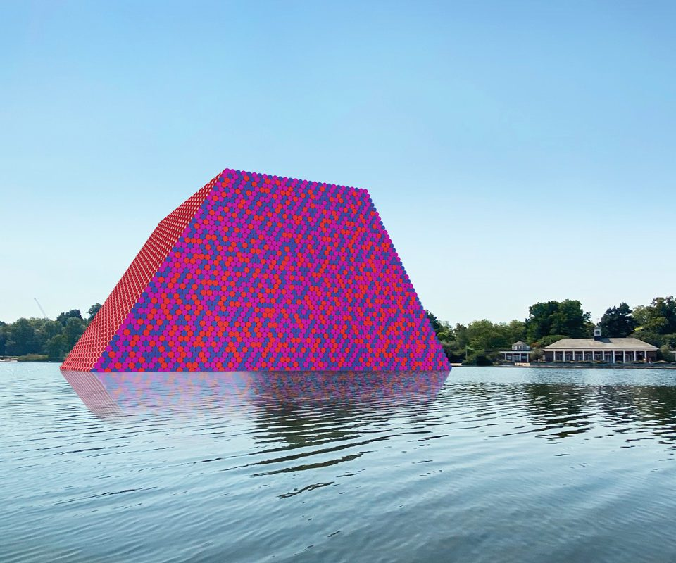Christo and Jeanne-Claude image