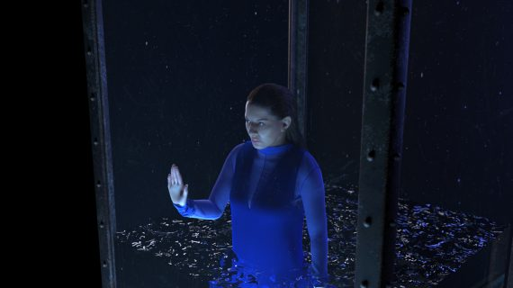 Marina Abramovic's first virtual reality artwork to be presented at the 58thVenice Biennale image