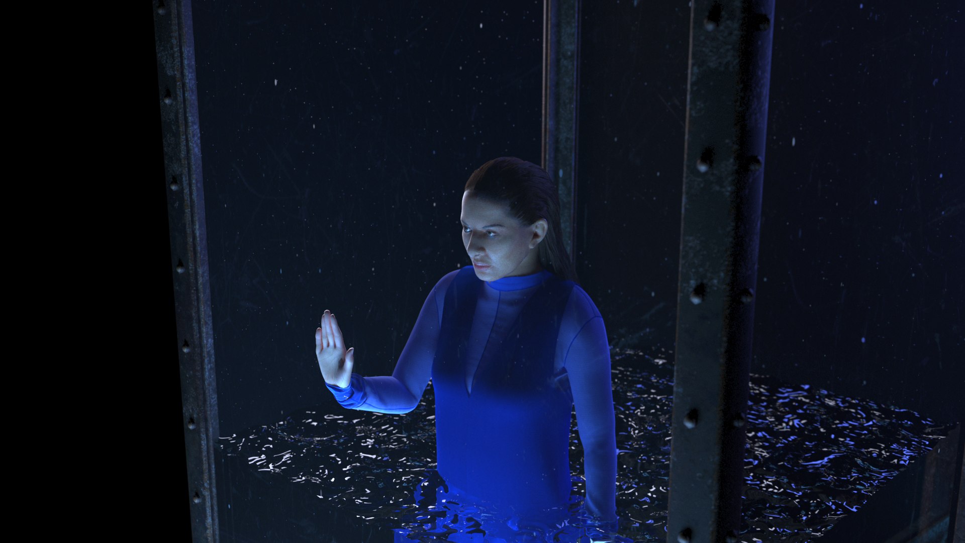 Marina Abramovic's first virtual reality artwork to be presented at the 58th Venice Biennale image