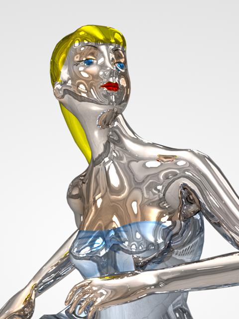 Jeff Koons image
