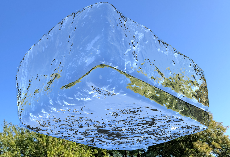 AR at Frieze Sculpture, Regent's Park image
