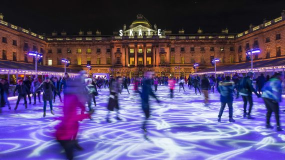 Koo Jeong A at Skate, Somerset House image