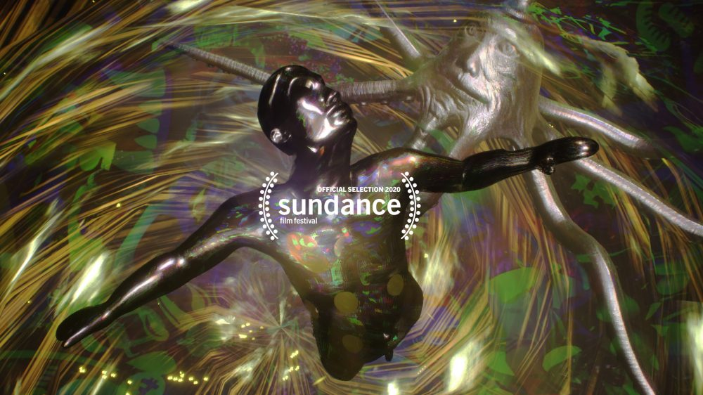 Bjarne Melgaard at New Frontier, Sundance Film Festival image