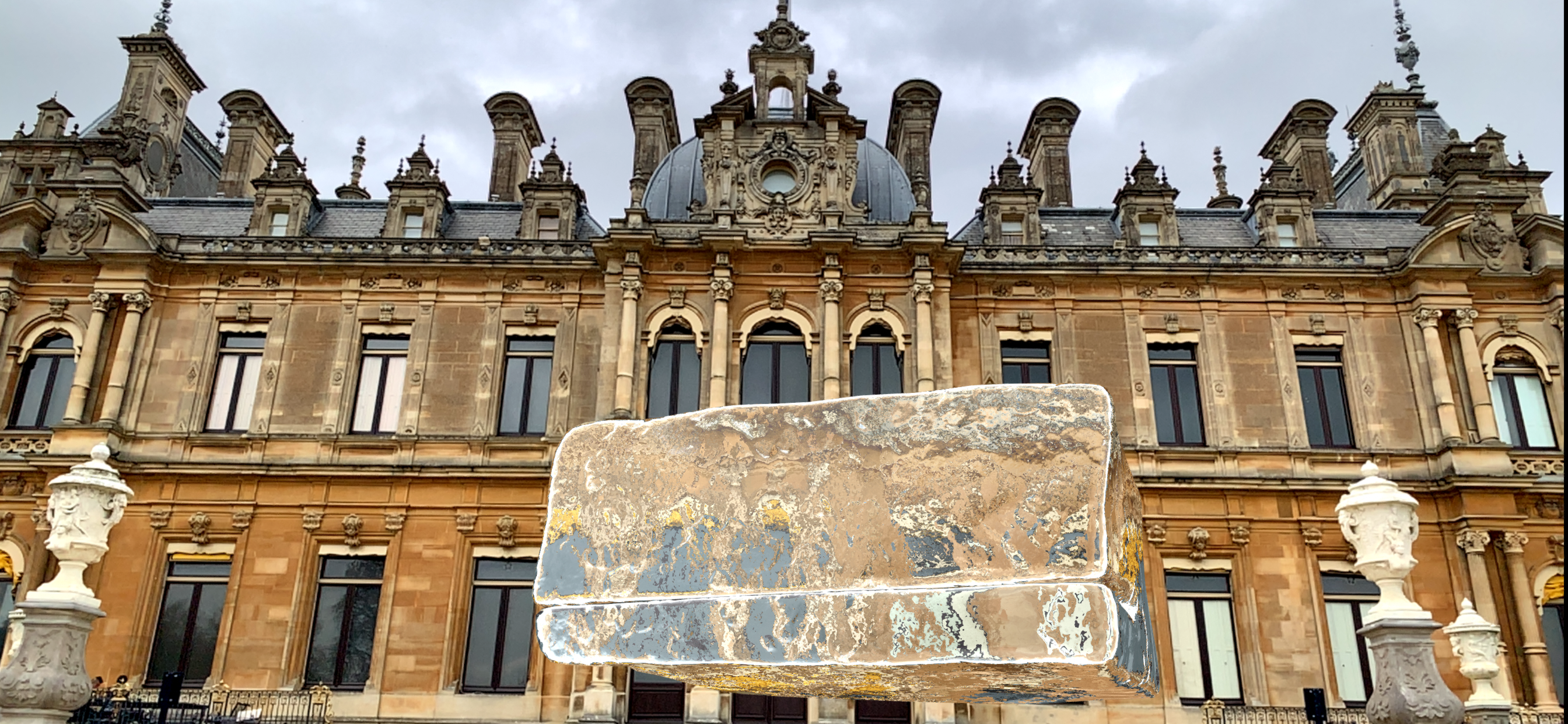 Koo Jeong A at Waddesdon Manor, 1 February image