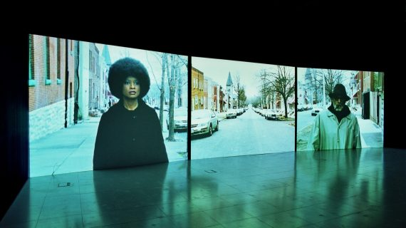 Isaac Julien on Acute Art Live image