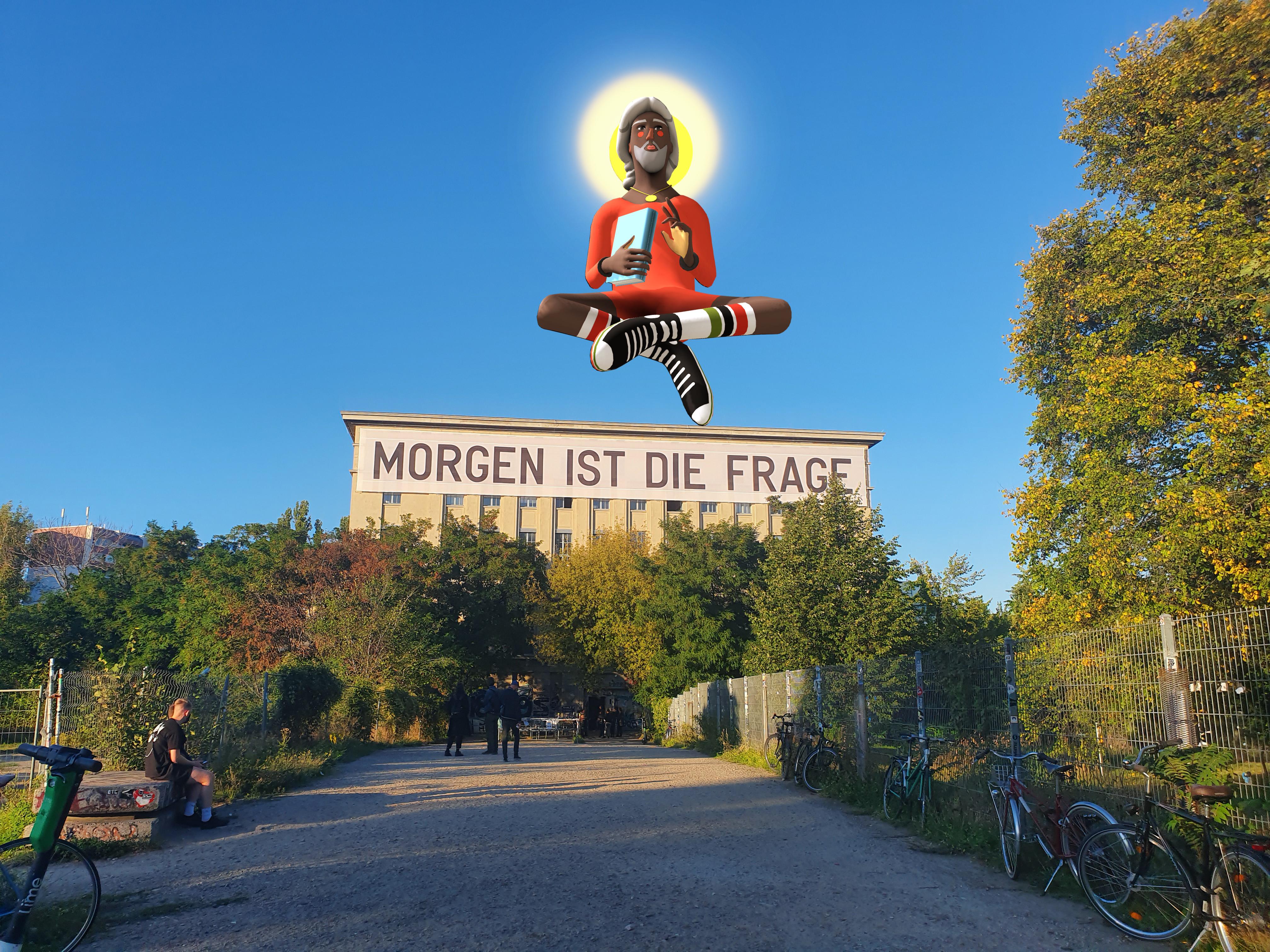 Acute Art at Berlin Art Week image